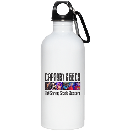 Geech Gulp 20 oz. Stainless Steel Water Bottle