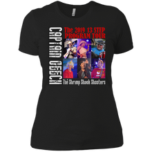 Load image into Gallery viewer, 2019 Geech Tour Next Level Ladies' Boyfriend T-Shirt