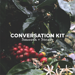 Conversation Kit 2 x 8 oz Core Coffees