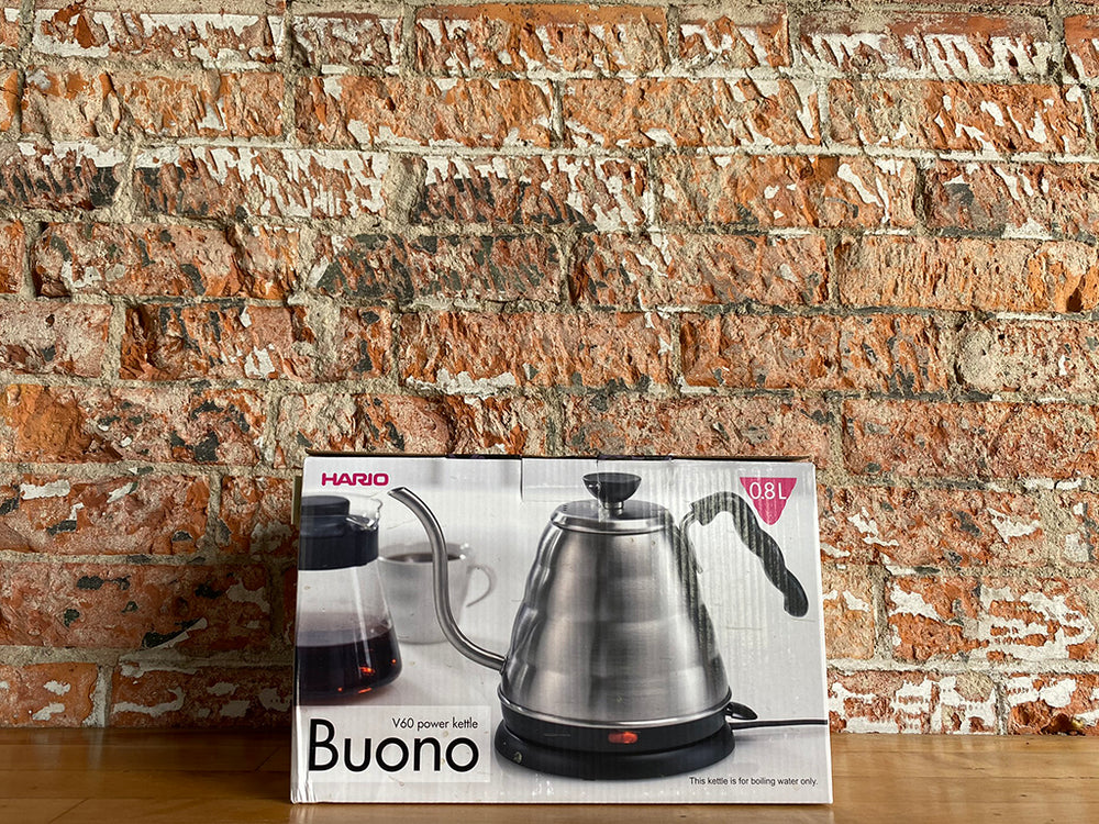 Hario V60 Buono Electric Kettle - 0.8 Liter