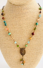 Load image into Gallery viewer, Stella Maris Gemstone Necklace