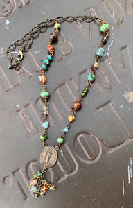 Stella Maris Gemstone Necklace