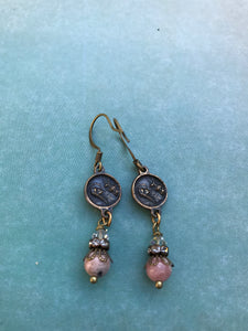 St. Therese Earrings