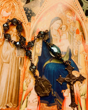 Load image into Gallery viewer, Our Lady of the Garde Notre Dame Crystal Decade Rosary