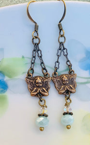 Cherub Earrings