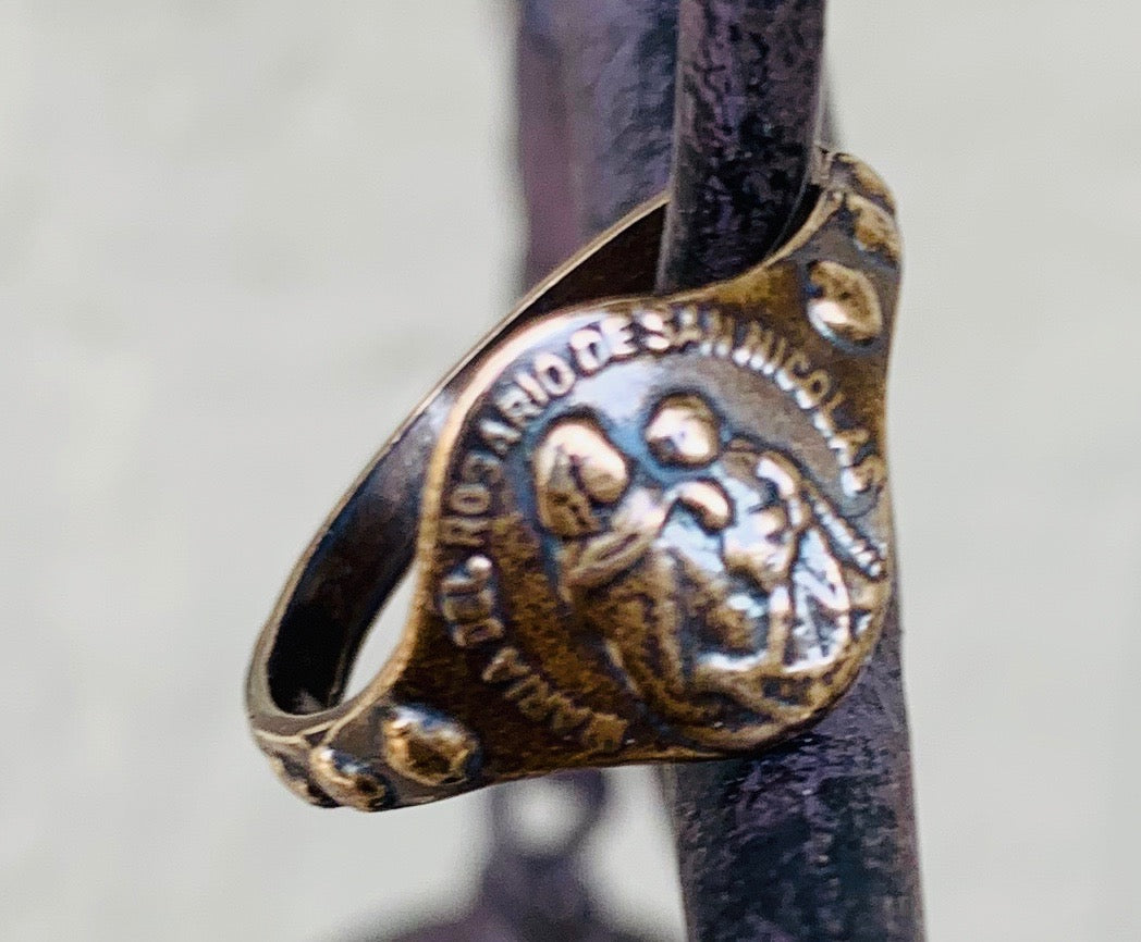 Basque Maria del Rosario Ring