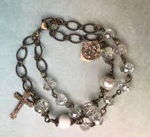 Load image into Gallery viewer, Luminous Mystery Rosary Bracelet
