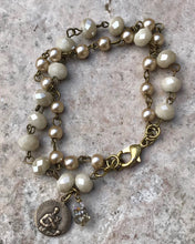Load image into Gallery viewer, Our Lady of Perpetual Help/St. Gerard Bracelet