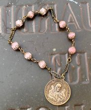 Load image into Gallery viewer, Niner Sacred Heart Chaplet