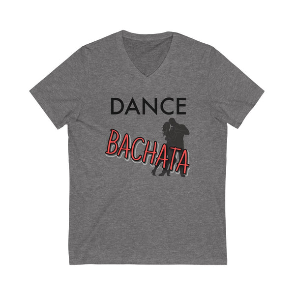 Men's 'Dance Bachata' V-Neck