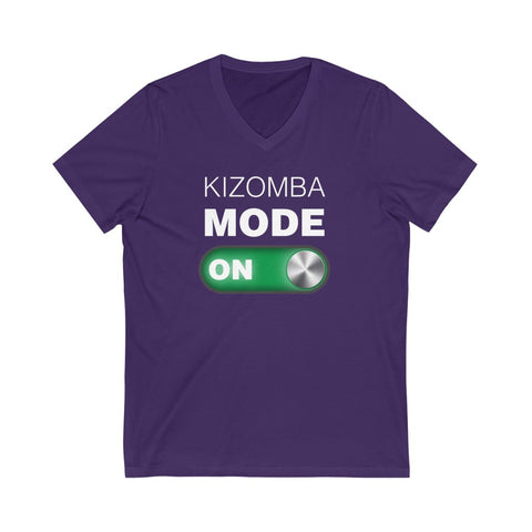 Men's 'Kizomba Mode ON' V-Neck