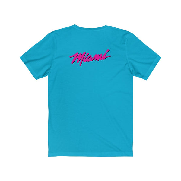 Miami Vice Sea Sun Salsa Men's Tee