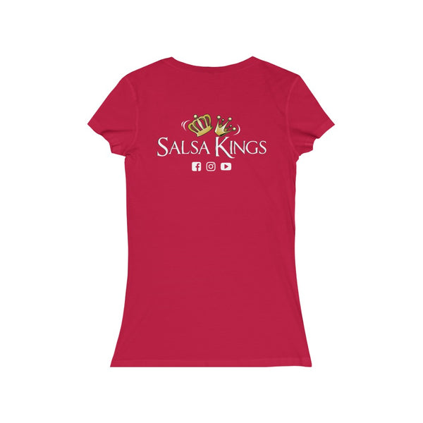 Salsa Kings 2020 Woman's V-Neck