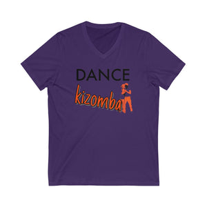 Men's 'Dance Kizomba' V-Neck