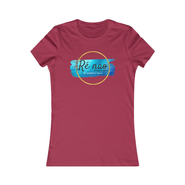 Woman's Ré nao Fitted V-Neck