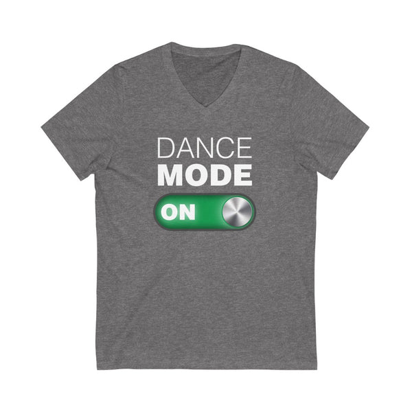 Men's 'Dance Mode ON' V-Neck