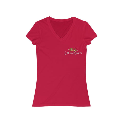 Salsa Kings Women's V-Neck