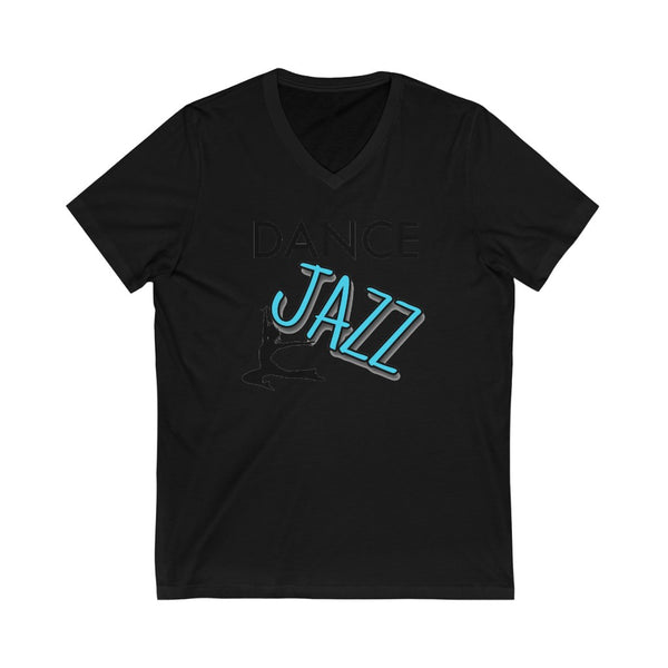 Men's 'Dance Jazz' V-Neck