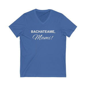 Men's 'Bachateame Mami' V-Neck