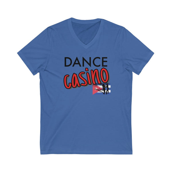 Men's 'Dance Casino' V-Neck