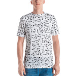 White Music Men's T-shirt