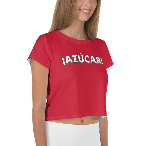 Salsa Kings 2019 Woman's Crop Tee