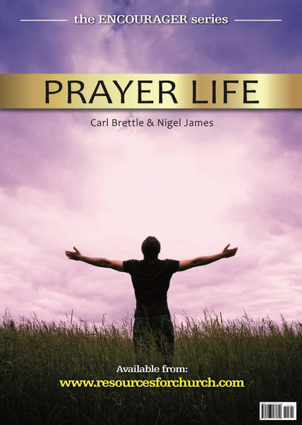 Encourager Series : Prayer Life (Digital Download)