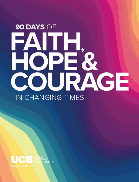 90 Days of Faith, Hope and Courage