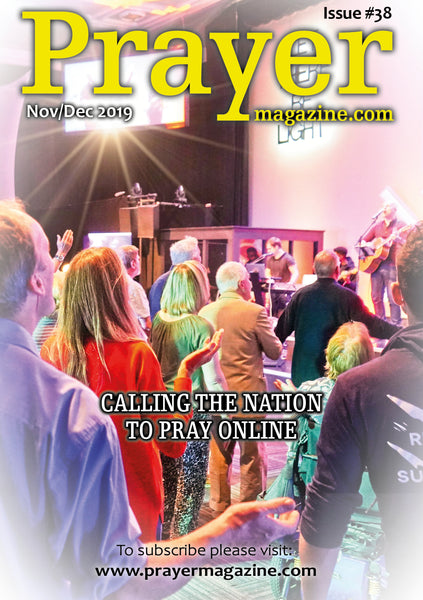Prayer Magazine - #38 Nov/Dec '19 (Digital Download)