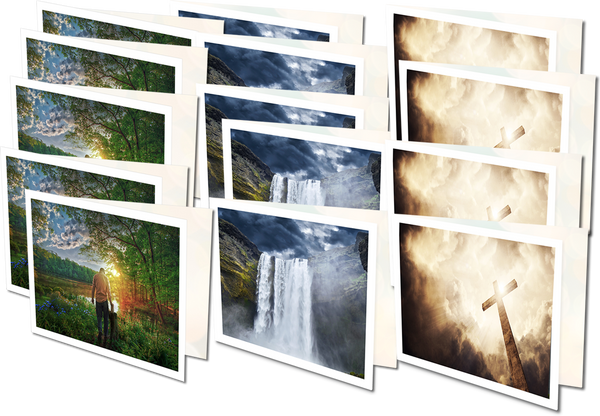 Greeting Card (12 Card Combo Pack)