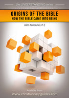 PRE-ORDER - Understanding Series : Origins of the Bible