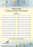 A5 Prayer Cards