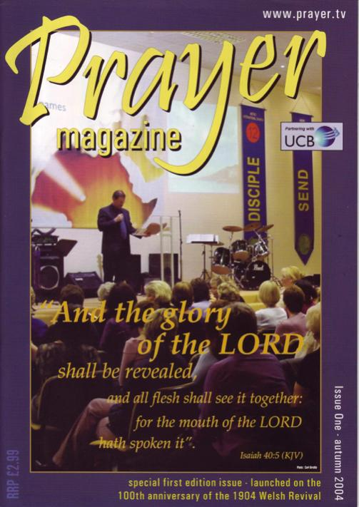 Prayer Magazine -