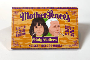 Mother Pence's Holy Rollers