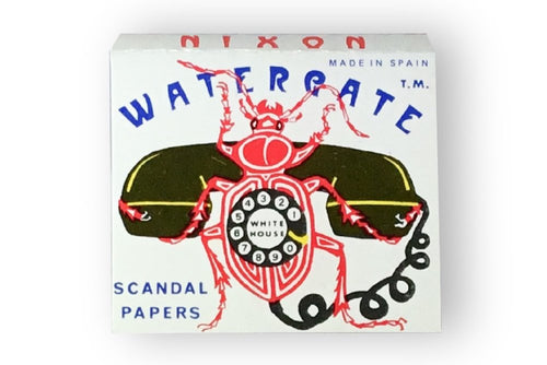 '73 Watergate Scandal Papers