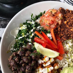 ZESTY MEXICAN POWER BOWL