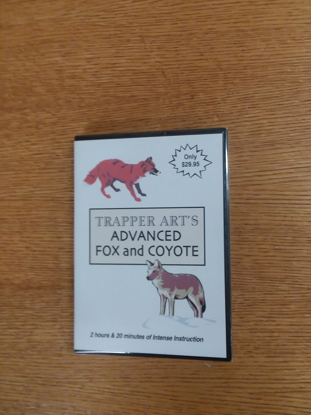 Trapper Art's Advanced Fox & Coyote