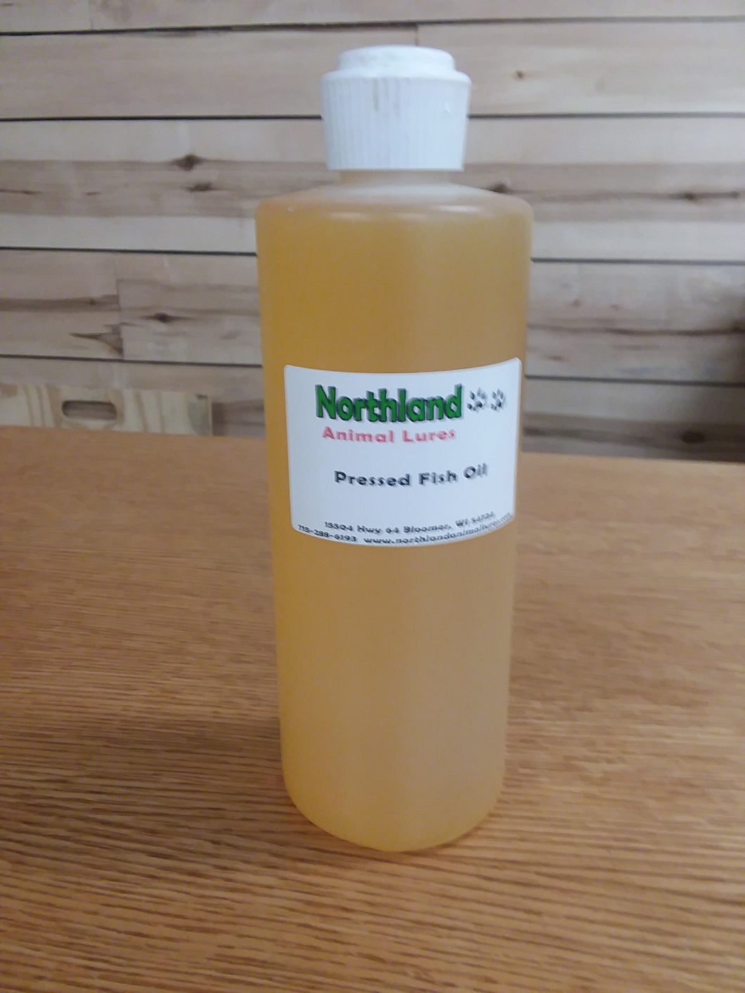 Pressed Fish Oil