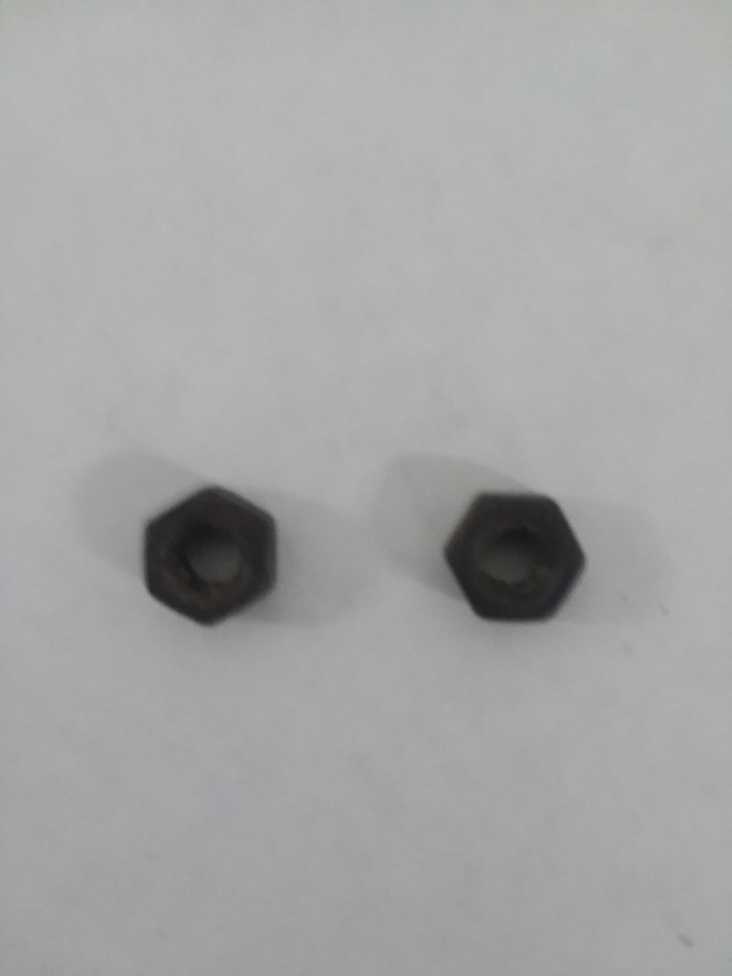 Berkshire Heat Treated Steel Stop Buttons