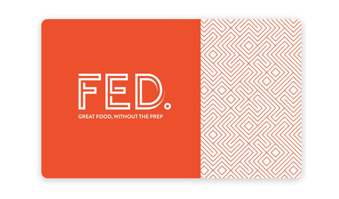 FED. Fresh food voucher