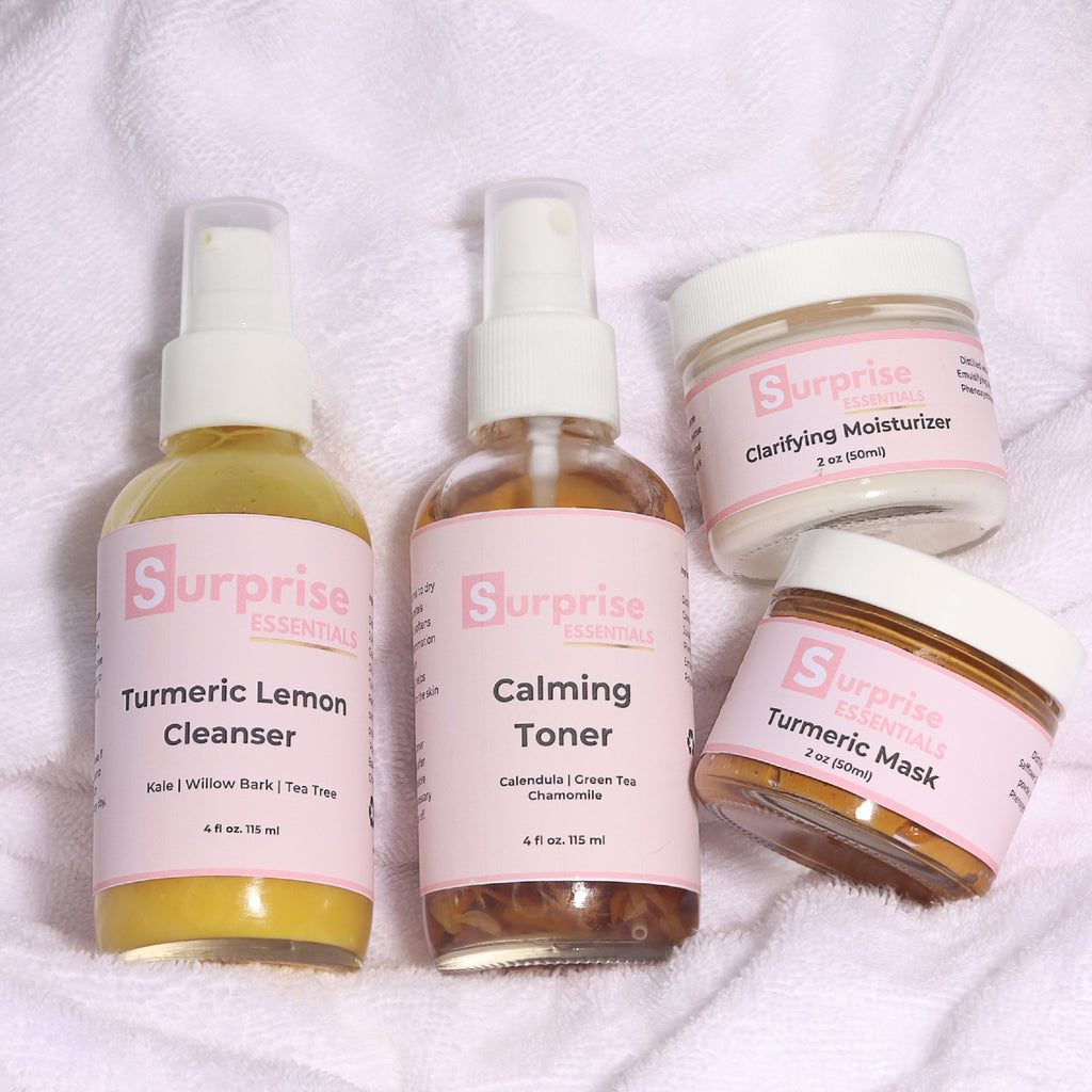 Blemish Skin Care Set - Surprise Essentials