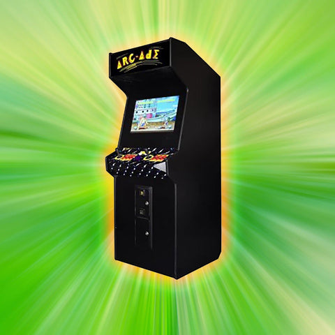 "24"" Stand Up Two Player Tornado! - Pro Arcades"