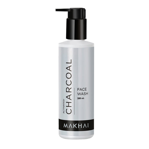 Activated Charcoal Tan Removal Face Wash For Men & Women (Acne Oil & Pollution control 200 ml
