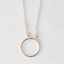 Load image into Gallery viewer, Silver Karma Necklace