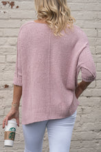 Load image into Gallery viewer, Off the Shoulder Sweater
