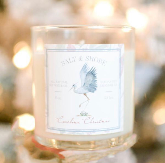 Carolina Christmas Soy Wax Candle