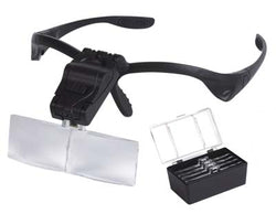 Magnifying & LED Lamp Glasses