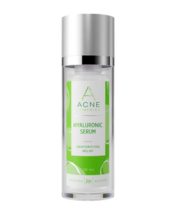 Hyaluronic Serum - Acne Remedies