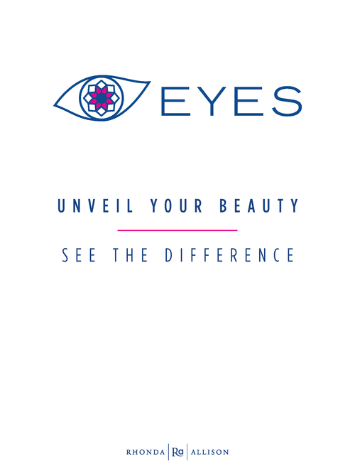 Eyes Counter Card – Unveil Your Beauty