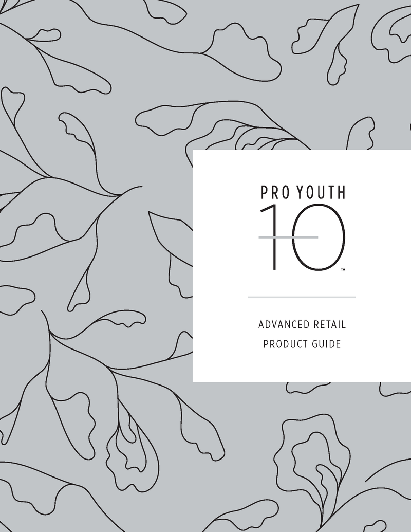 Pro Youth - Advanced Retail Product Guide